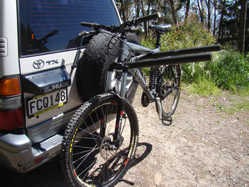 Bike Racks Carriers And Stands Four Bike Rv 4wd Wheel